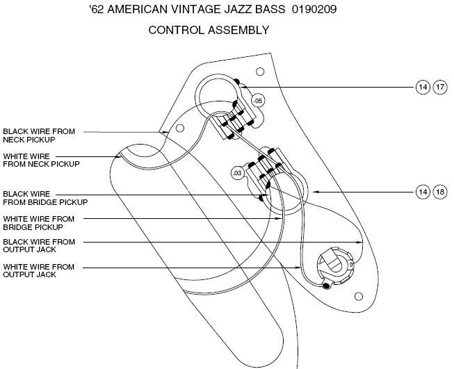 Bass Wiring Diagrams - Best Bass Gear