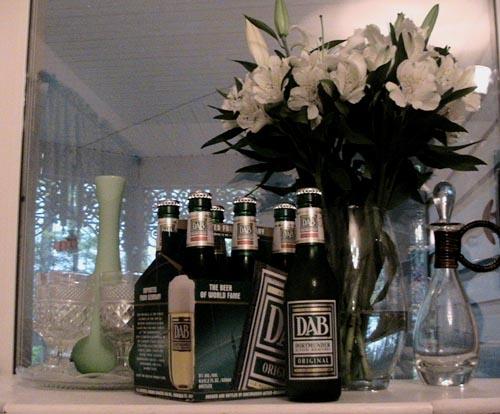 Dortmunder Actien Brauerei DAB Imported Lager