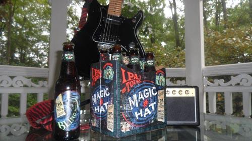 Magic Hat Blind Faith