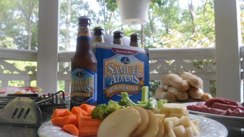 Samuel Adams Summer Ale