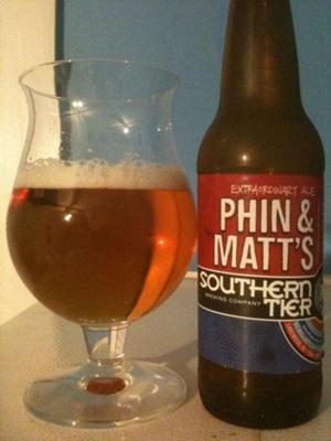 Phin & Matt's Extraordinary Ale