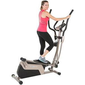 Exerpeutic 1318 5000 Magnetic Elliptical Trainer Review