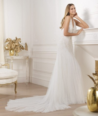 10 Stunning and Inexpensive Sexy Wedding Dresses ...