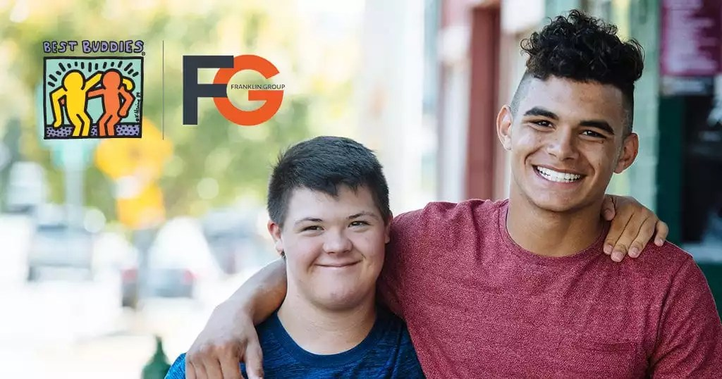 Best Buddies International and Franklin Group Announce Marketing - best buddies organization