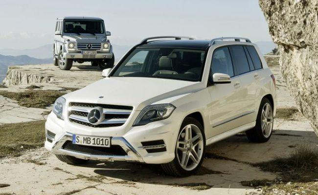 2012-Mercedes-Benz-GLK-Class Fastest 2014 Sedan Under 40k