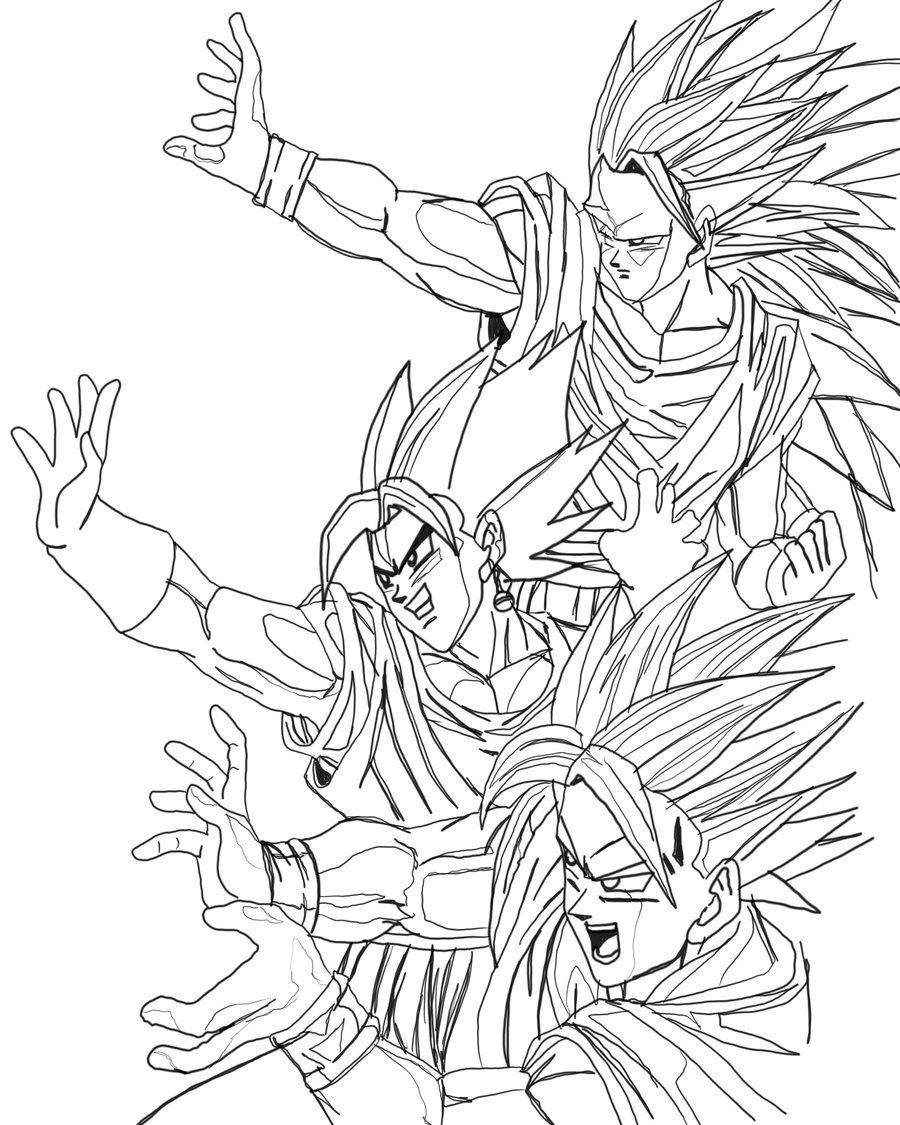 Kids n fun coloring pages dragon ball z - Kids N Fun Coloring Pages Dragon Ball Z Kids N Fun Coloring Pages Dragon Ball