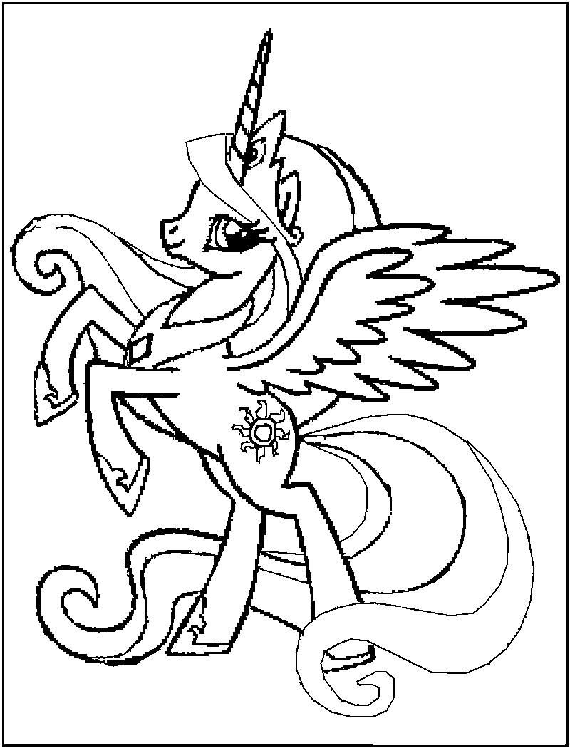 My little pony coloring pages youtube - My Little Pony Coloring Pages Youtube 45