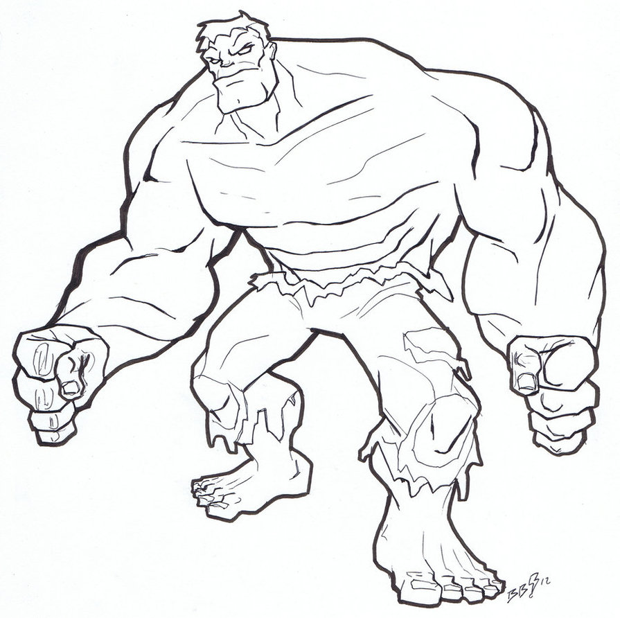 free online coloring pages avengers hulk coloring pages online