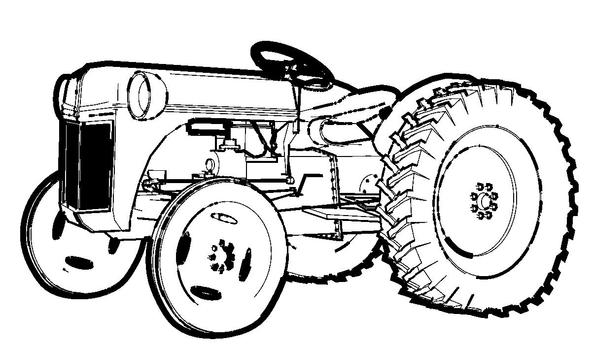 Coloring pictures john deere tractors - Coloring Pictures John Deere Tractors 66