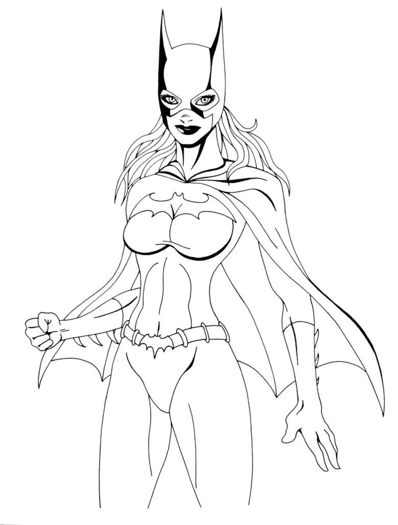 free coloring page bat