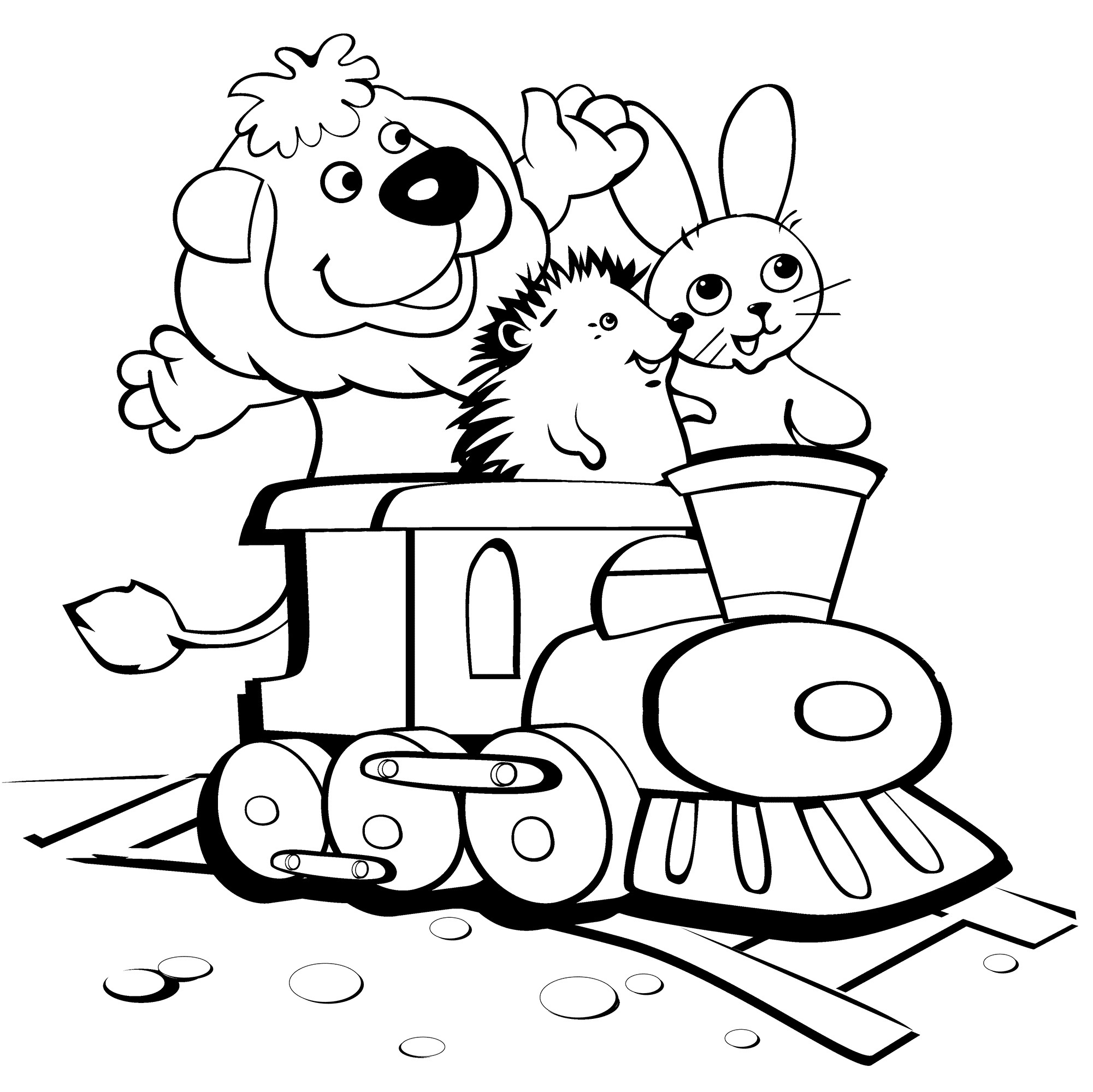 Thomas train for coloring - Coloring Book Train Thomas The Train Online Coloring Book Train Colouring Games
