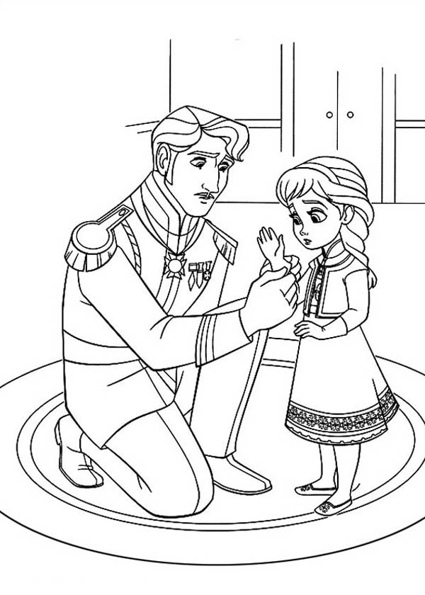 Free Printable Elsa Coloring Pages for Kids - Best Coloring Pages - best of coloring pages of king and queen