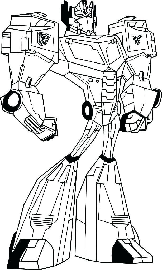 Disegni Da Colorare Transformers Prime