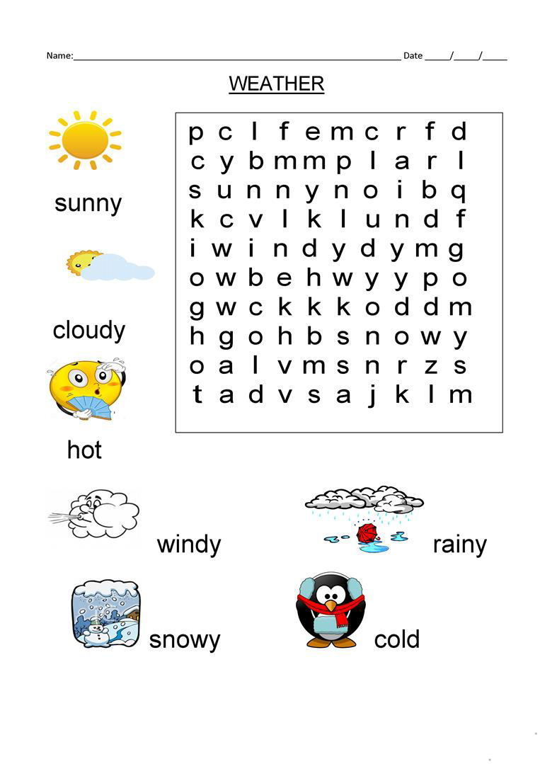 1st grade vocabulary