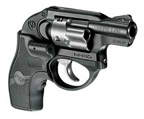 Ruger LCR 5 rounds .38 special +p