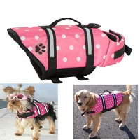 Pink Dog Life Vest Archives - Best Dog Life Jacket