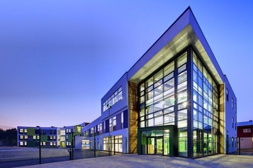 Cibc headquarters zurich high school
