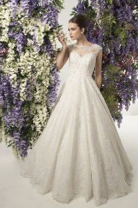 Dress - JADE DANIELS FALL 2014 BRIDAL Collection: Style ...