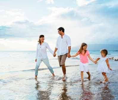 How to plan your dream holiday, on a budget - budget plans for families