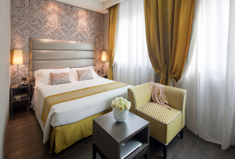 Hotel mozart milan italy best western hotel in downtown for Boutique hotel gerusalemme