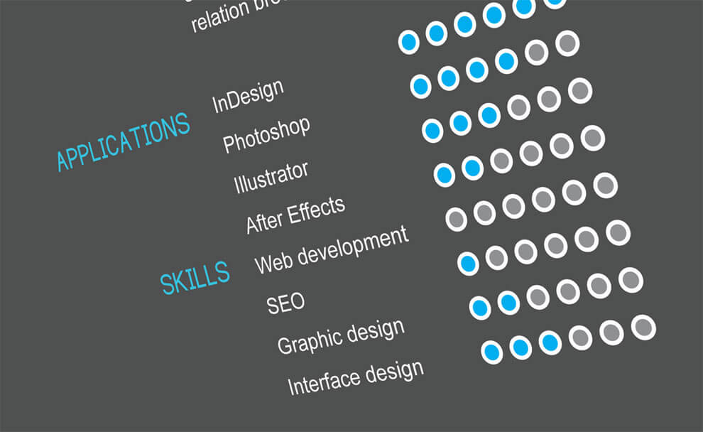 Free InDesign Portfolio Resume Template - 2 Color Themes, 3 Pages