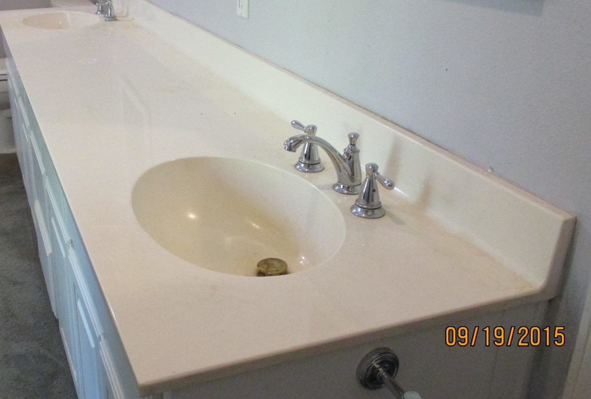 surface refinishing gallery - bathtubs, tile & countertops