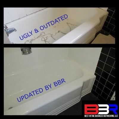 Bathtub Refinishing in Tyler, Texas 75701 - 32.3305477,-95.4674785