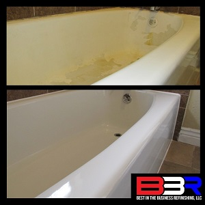 Bathtub Refinishing in Dallas, Texas