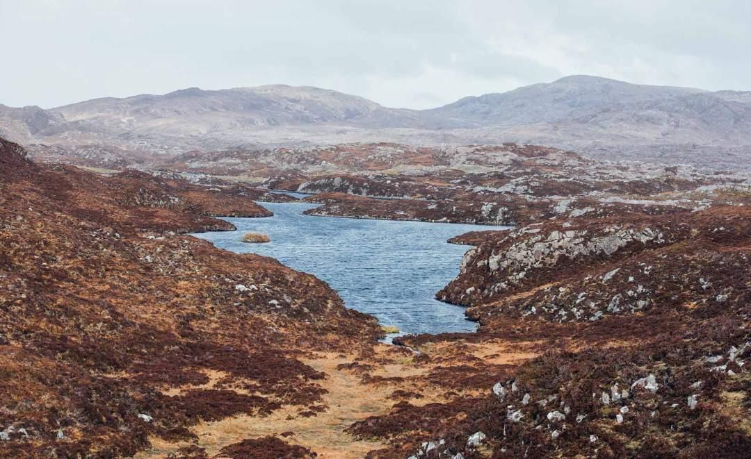 Harris paysage