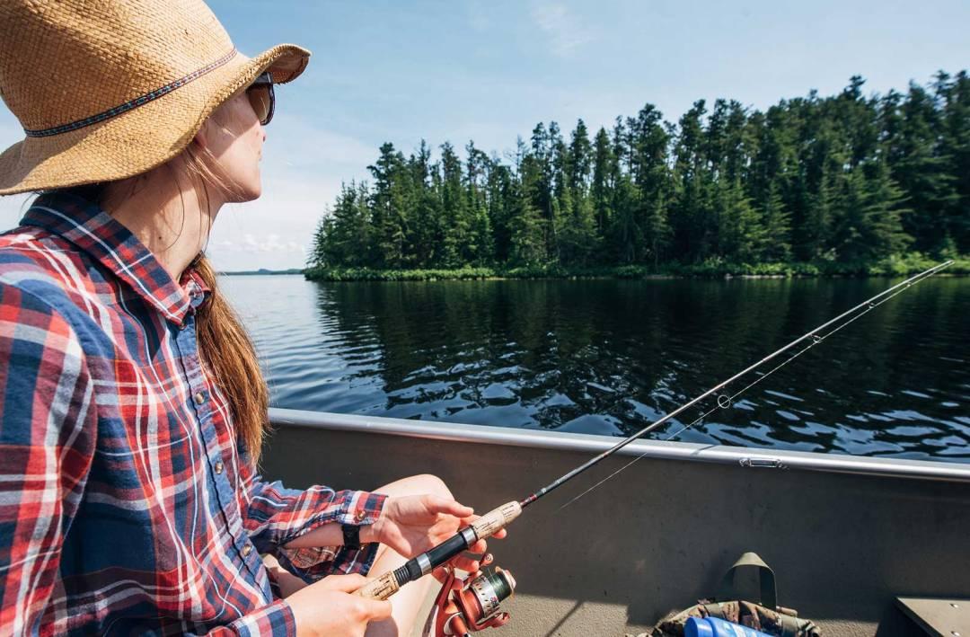 apprendre a pêcher canada quebec débutant