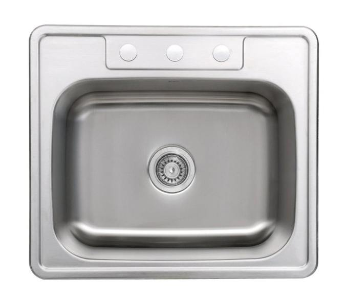 Kitchen Sink Etiquette: Beautiful Porcelain Sink Polish Image Titled Clean And