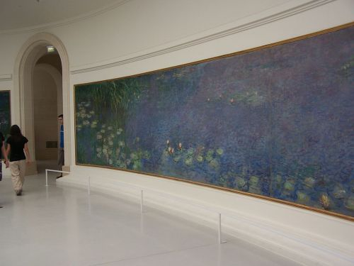 12 Musee de lOrangerie Paris France THE 25 MOST AMAZING COLLECTIONS OF IMPRESSIONIST PAINTING AND SCULPTURE