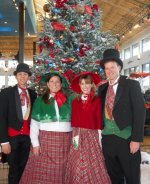 Old Time Carolers