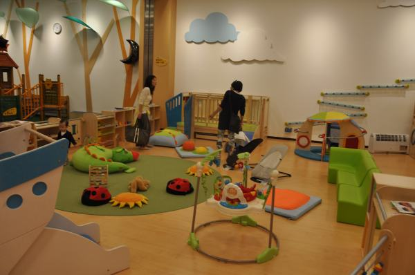 Aneby Trimpark Kids PlayCenter Odaiba Tokyo
