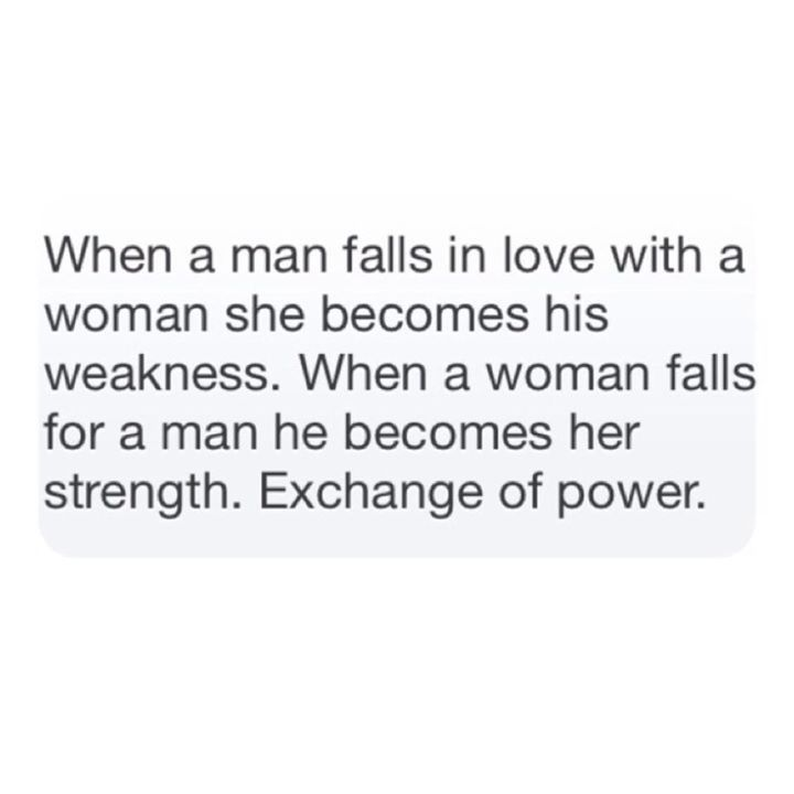 When a Man Loves a Woman Quotes When a Man Falls in Love With