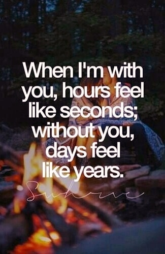 when i 39 m with you hours feel like second best love quotes