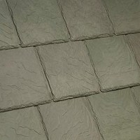 Roof Tile: Synthetic Slate Roof Tiles