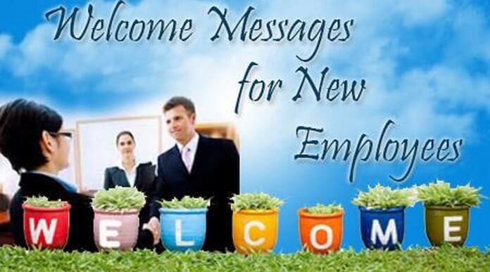 Welcome Messages for New Employees, Welcome New Employees