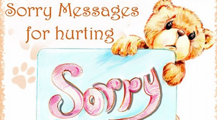 Im Sorry Messages Best Message