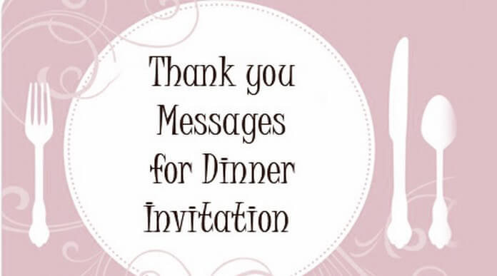 Thank You For An Invitation Invitationjpgcom