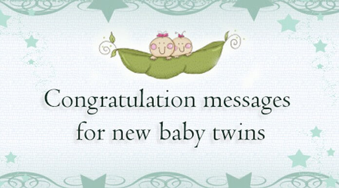 Baby Shower Twins Congratulations \u2013 diabetesmanginfo - new baby congratulations
