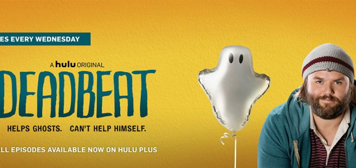 Deadbeat Hulu Original Series