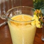 Super Smoothies :: Pineapple Honey Smoothie