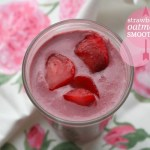 Super Smoothies :: Strawberry Oatmeal