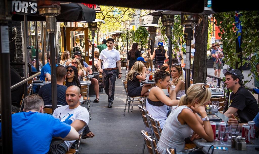 Jack Astors Raises The Bar On The Patio Experience Best