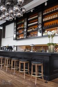 Upstairs bar   Photo: Nick Lee