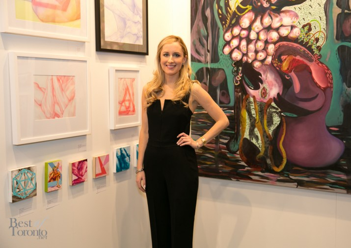 Claire Taylor, The Artist Project, show director