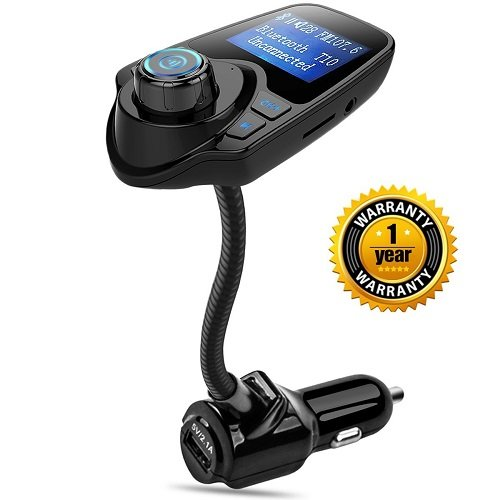 Best fm transmitter car
