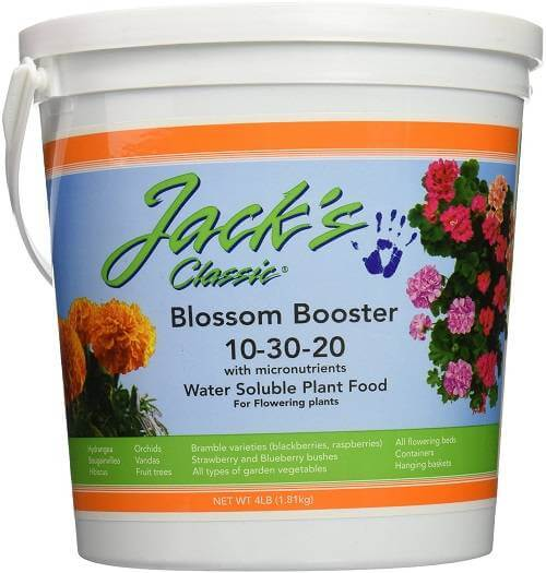 The J R Peter Bloom Booster 10-30-20 is a professional formula that is ...