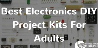 best electronic diy project kits for adults